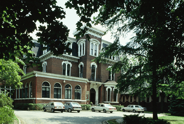 Ursuline Support Services Mansion