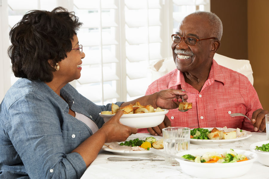 Family Dinner_ Ursuline Support Services