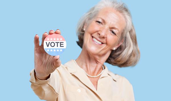 Senior Voter